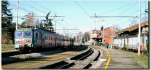 La stazione nel 1995