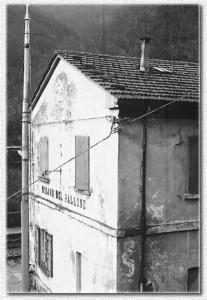 Immagini della stazione prima della ristrutturazione